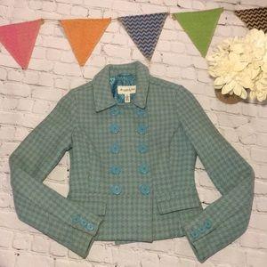 Abercrombie & Fitch wool blazer